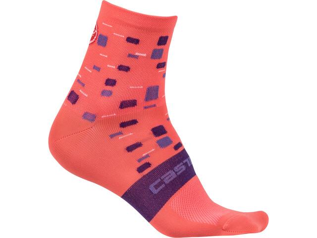 Castelli Climber's Socks Women salmon